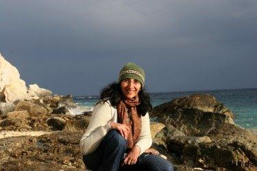 Munira by the sea in Malta
